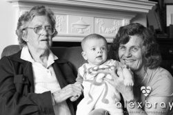 Family Generation Portrait Photography